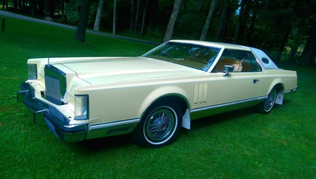 1979 Lincoln Mark Series