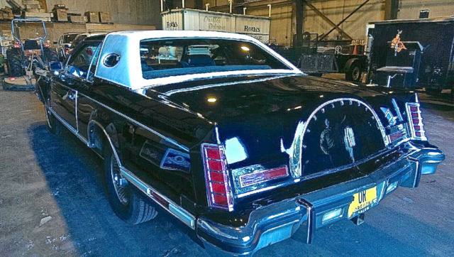 1979 Lincoln Mark Series 2 Door Coupe