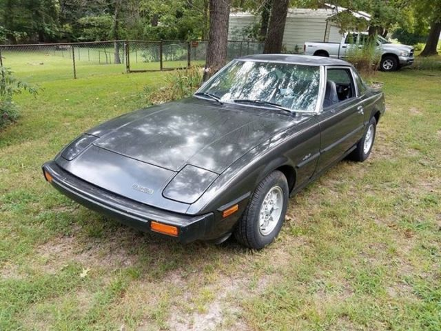 1979 Mazda RX-7 Limited