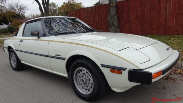 1979 mazda rx 7 sa 1 wankel rotary sport coupe classic video road test tour for sale photos. Black Bedroom Furniture Sets. Home Design Ideas