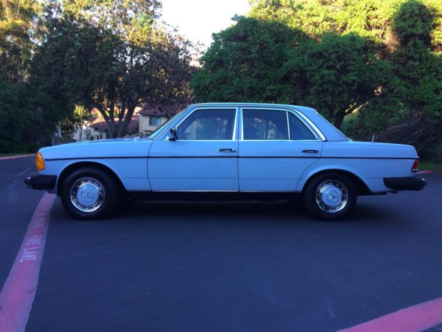 1979 Mercedes-Benz 300-Series 300D