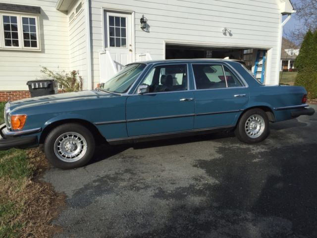 1979 Mercedes 300SD for sale photos technical specifications