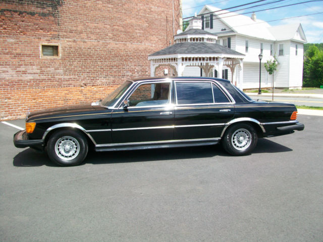 1979 Mercedes-Benz 400-Series SEL