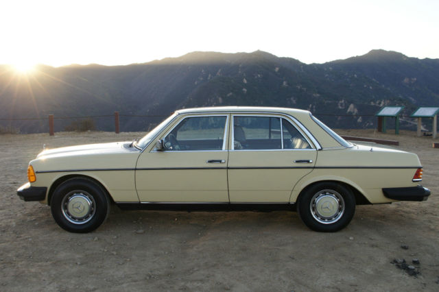 how to make power with a 280e mercedes