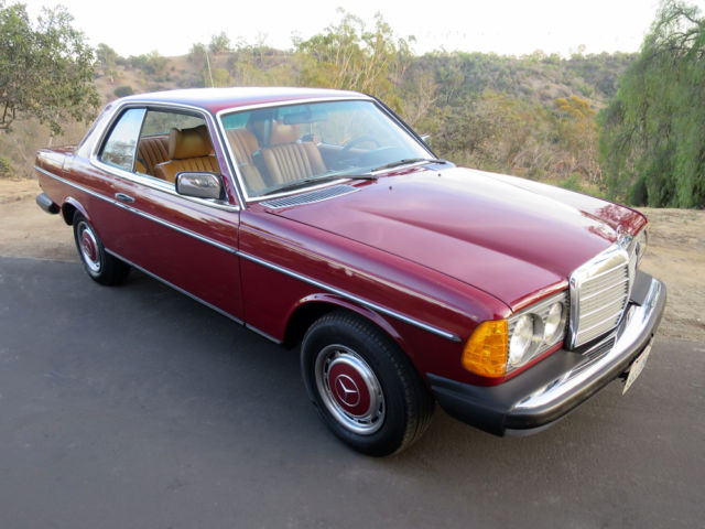 1979 Mercedes-Benz 300-Series