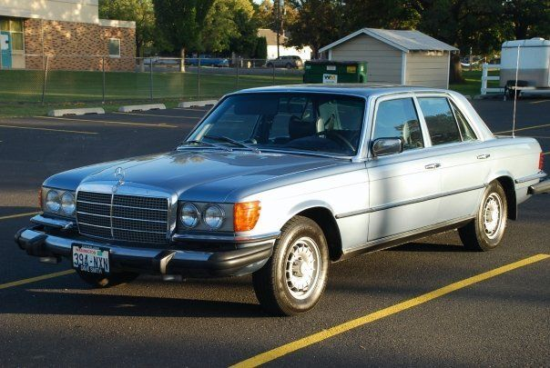 1979 MercedesBenz 300SD Base Sedan 4Door 30L for sale photos
