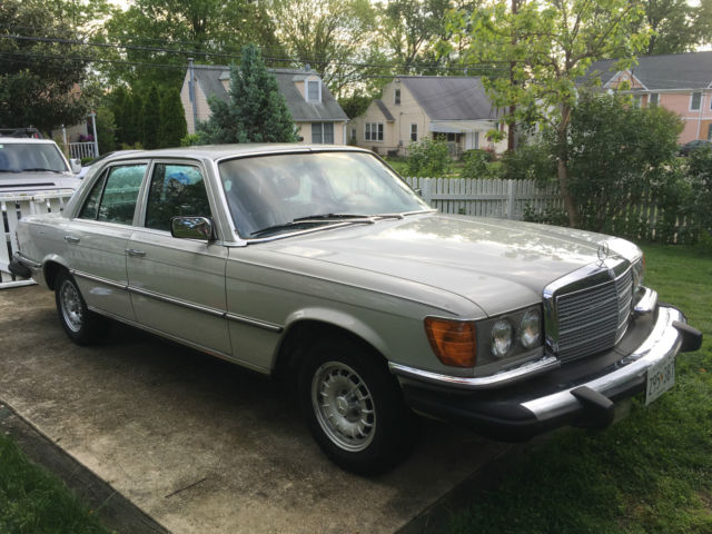 1979 Mercedes Benz 300sd Diesel Biodiesel Wvo Svo For