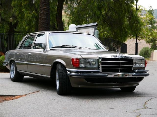 1979 Mercedes-Benz 400-Series 6.9 Fuel-injected