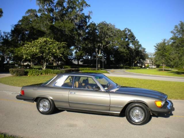 1979 MercedesBenz 450 SLC 32k Original Miles 1Owner Original