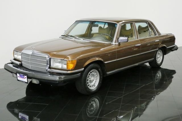 1979 Mercedes-Benz 400-Series 450SEL 6.9