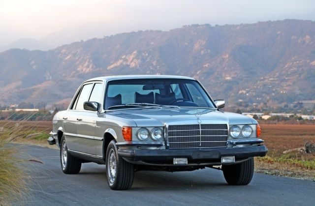 1979 Mercedes-Benz 400-Series Incredibly Clean 6.9