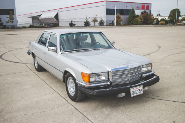 1979 Mercedes-Benz 400-Series 6.9 Sedan 4-Door