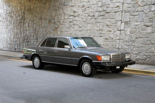 1979 Mercedes Benz 450sel 6 9 W116 For Sale Photos