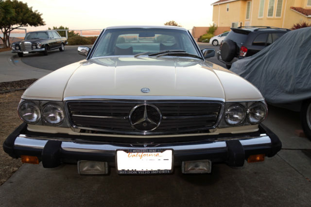 1979 Mercedes-Benz SL-Class Hard Top Coupe