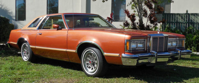 1979 Mercury Cougar Xr 7 Hardtop 2 Door 5 0l For Sale