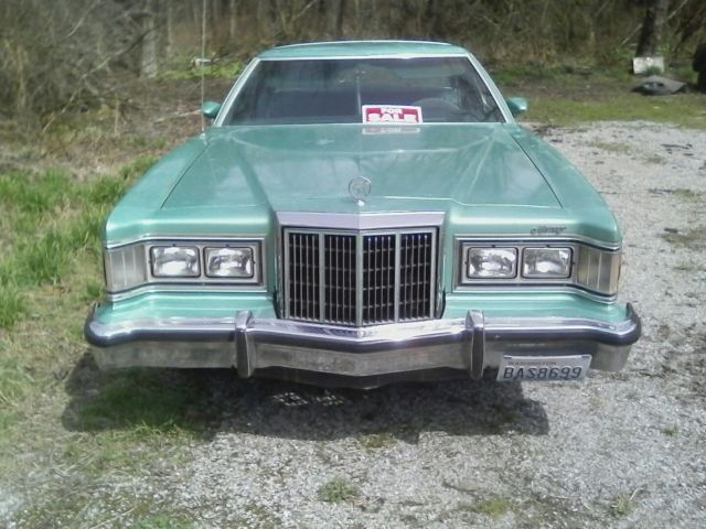 1979 Mercury Cougar XR7 NO RESERVE