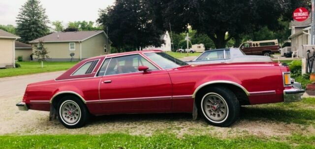 1979 Mercury Cougar XR7