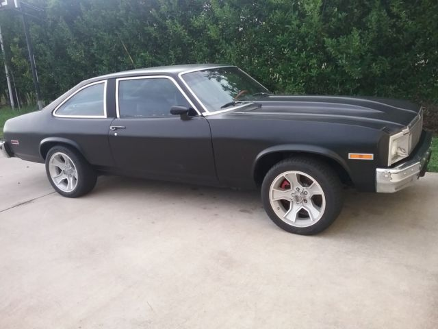 1979 Chevrolet Nova Customized.