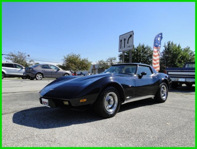 1979 Chevrolet Corvette Numbers Matching