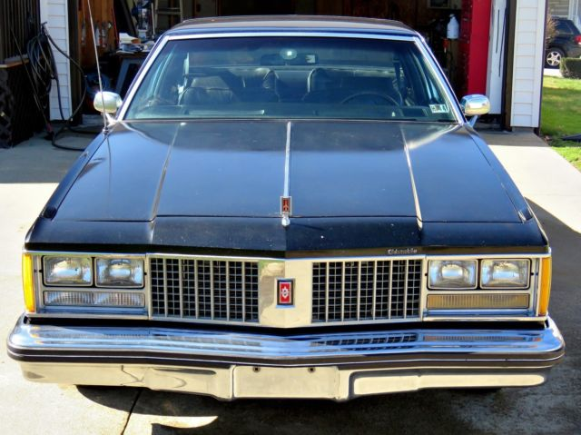 1979 Oldsmobile Ninety-Eight 98 Regency