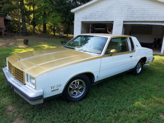 1979 Oldsmobile Cutlass 2 door coupe