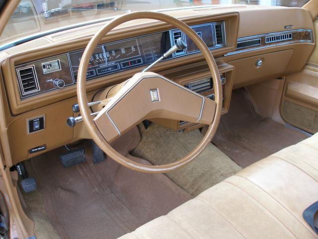 1979 oldsmobile cutlass supreme base coupe 2 door 4 3l lansing michigan for sale photos. Black Bedroom Furniture Sets. Home Design Ideas