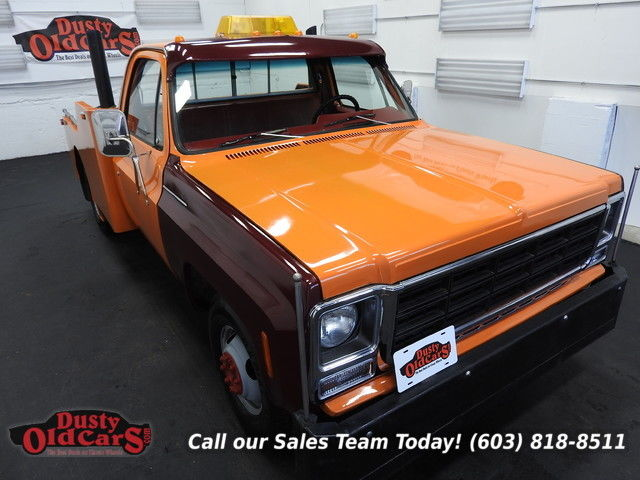 1979 Chevrolet C/K Pickup 3500 Runs Drives Body Inter VGood 350V8 4 spd manual