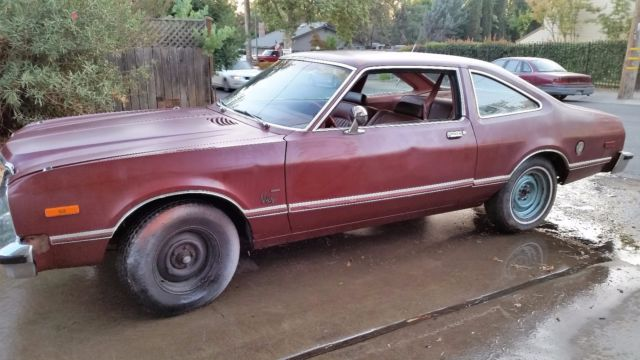 1979 Plymouth G80