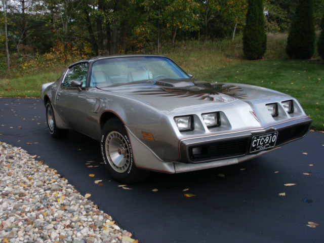 1979 Pontiac Trans Am 10 ANNIV. LIMITED EDITION  TRANS AM