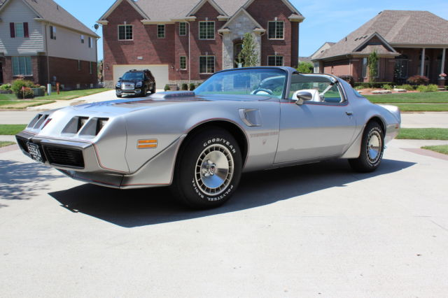 1979 Pontiac Firebird 10th Anniversary Limited Edition