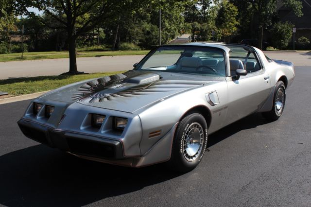 1979 Pontiac Trans Am TTOP 4-Speed- L/E 10th ANNIV