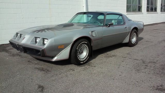 1979 Pontiac Trans Am PONTIAC 400 4 SPEED