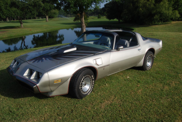 1979 Pontiac Trans Am 10th Anniversary Special Edition