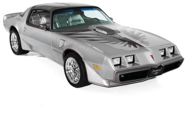 1979 Pontiac Trans Am 400/600hp, 5-Speed Silver