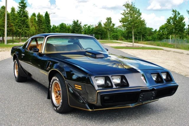 1979 Pontiac Trans Am 6.6L V8 Auto Absolutely Gorgeous Air Conditioning