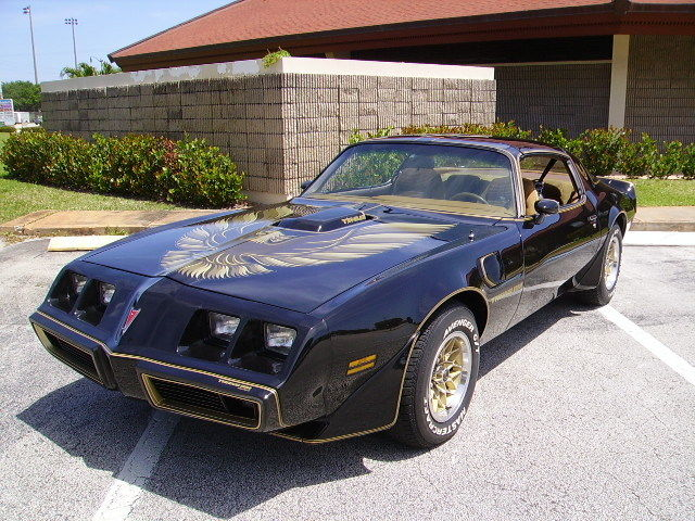 1979 Pontiac Trans Am GORGEOUS W-72 400 WITH 4 SPEED T-TOPS A/C WS6