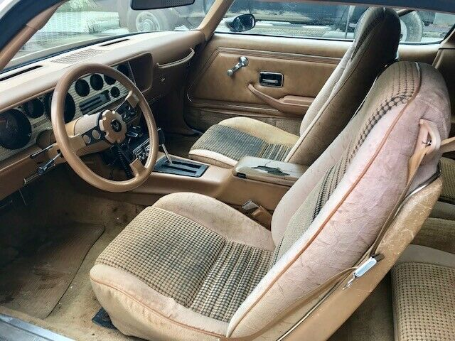1979 brown Pontiac Trans Am Coupe with tan interior
