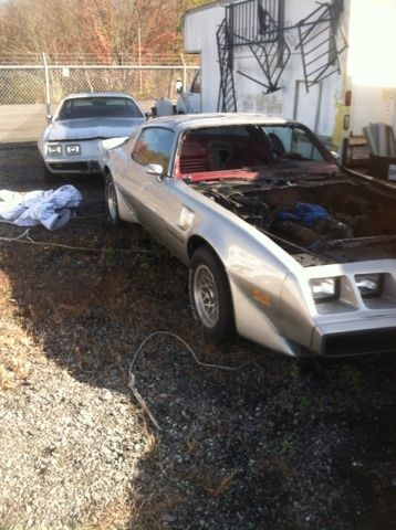 1979 Pontiac Trans Am Loaded all options