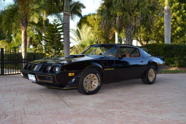 1979 Pontiac Trans Am Speical Edition