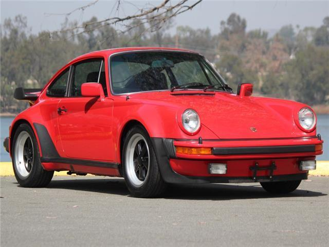 1979 Porsche 911 930 Turbo 27,122 Original Miles Original Paint Excellent