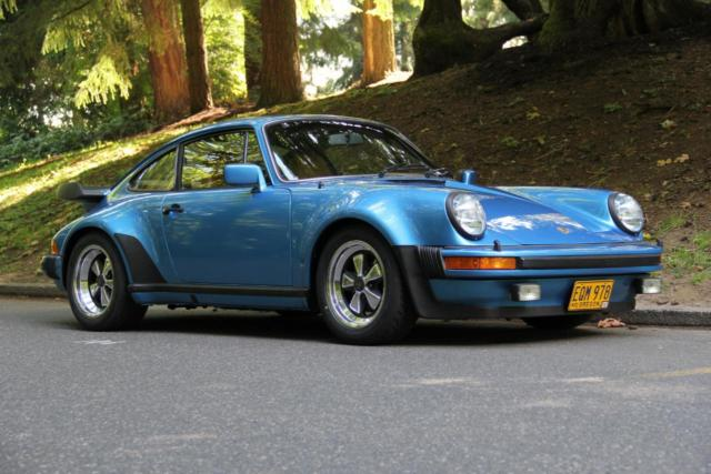 1979 Porsche 930 Turbo Coupe. AMAZING ORIGINAL! 20,400 miles. VIDEO