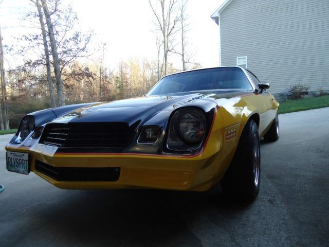 1979 Rally Sport Camaro for sale: photos, technical ...