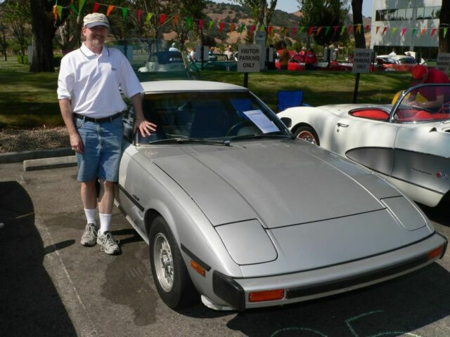 1979 Rx-7 GS parked in driveway since 2011 for sale: photos