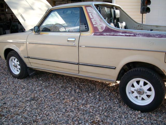 1979 Subaru Brat For Sale Photos Technical Specifications Description