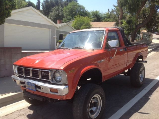 1979 Toyota Other Hilux