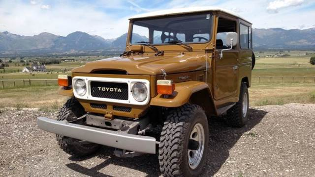 1979 Toyota Land Cruiser