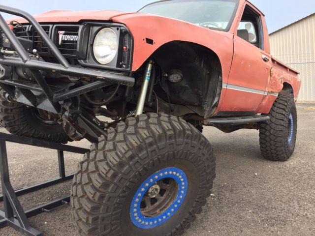 1979 Toyota Pickup 4x4 Rock Crawler For Sale Photos