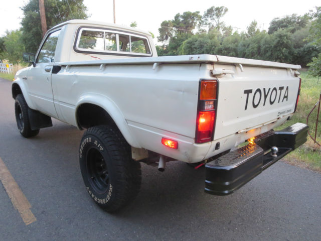 Toyota Pickup 4x4 >> 1979 Toyota Pickup Short Bed 4x4 For Sale Photos Technical