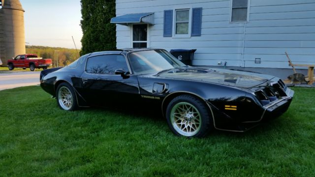 1979 Trans Am LSX engine Tremec 5 speed for sale: photos