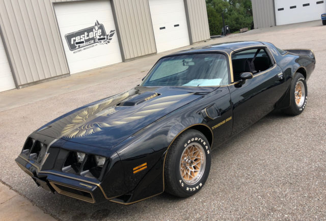 1979 Pontiac TransAm - WS6 SE - TA  6.6 - 4 Speed / 1 of 1107, Loaded